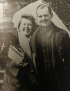 Betty and John Sutherland
