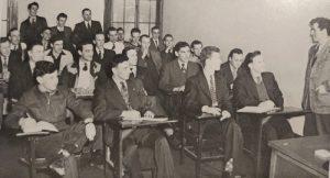 Teaching 1947